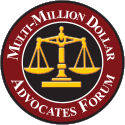 Mutli-Million Dollar Advocates Forum